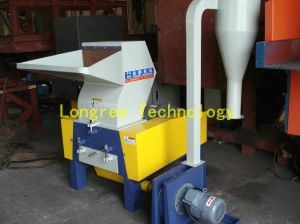Professional Plastic Recycling Crusher, High Output Pet Bottle Crusher Unit pictures & photos