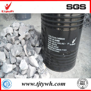 Calcium Carbide 25-50mm pictures & photos