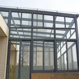 Prefabricated Glass Victorian Conservatory, Gass Balcony Sunroom (TS-622) pictures & photos