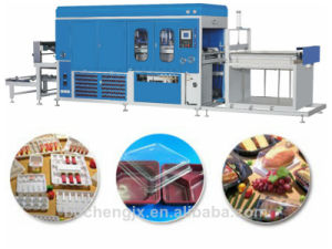 Full Automatic High-Speed Vacuum Forming Machine