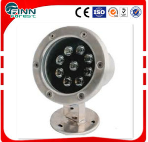 Stainless Steel LED Spot Underwater Lighting (3W 12V) pictures & photos