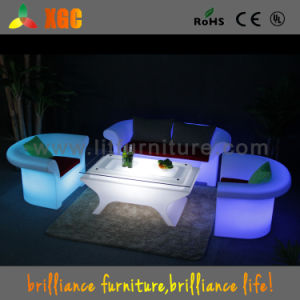 LED Lightingsofa for Night Club Sofa