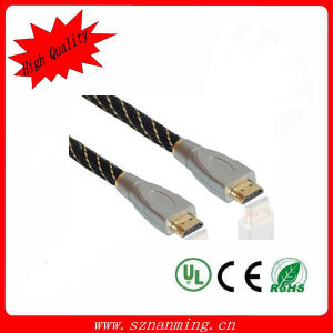 1.4V Gold Plated 3D 1080P HDMI to HDMI pictures & photos