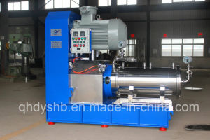 Pin Type Batch Disk Horizontal Sand Grinding Mill pictures & photos