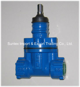 House Connection Valve, Service Valve, Flat Type pictures & photos