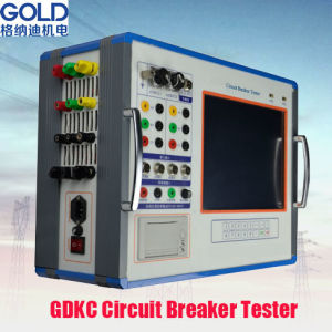 Gdgk-307 IEC62271 Automatic High Voltage Circuit Breaker Test Equipment pictures & photos