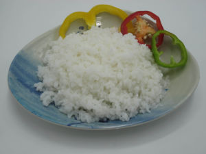 Round Instant Konjac Rice pictures & photos