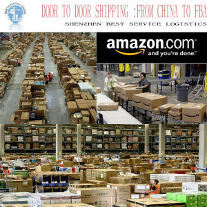 Door to Door Shipping to Amazon Warehouse (China shipper) pictures & photos