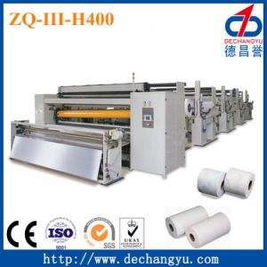Ce Certification Fully Automatic Non Stop Type Toilet/Kitchen Tissue Paper Machine pictures & photos