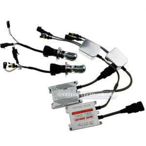 Quick Start HID Xenon Headlight for 12V Slim AC HID 35W Fast Bright From Evitek Xenon HID Headlight pictures & photos