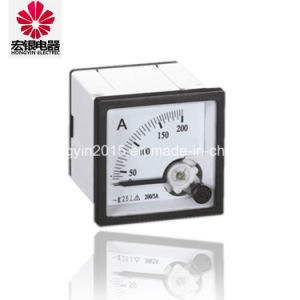 Scd48 -a ABS Plastic Casting DC Ammeter pictures & photos