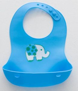 Easily Wipes Clean and Comfortable Soft Baby Bibs pictures & photos