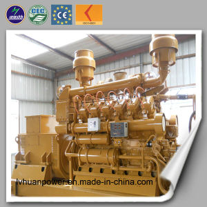 CE Approved 500kw Biomass Gas Engine Generator, Biomass Power Genset pictures & photos