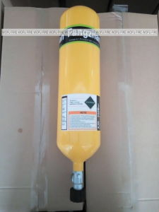 6L Air Breathing Apparatus Empty Cylinder with Valve pictures & photos