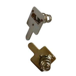Hardware Stamping Parts with Electroplating pictures & photos