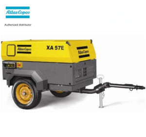 Xa77e (3m3/min 7bar) Electric Motor Atlas Copco Portable Air Compressor pictures & photos