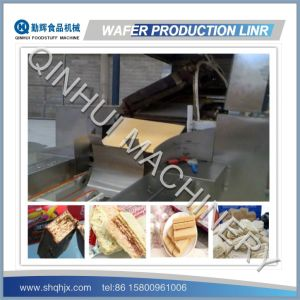 CE Proved Full Automatic Wafer Making Machine pictures & photos