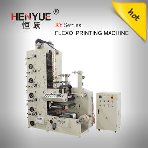 5 Color Doube Side Flexo Paper Printing Machine and Label Printing Machine