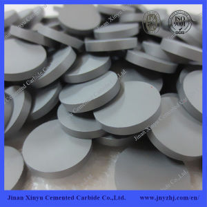 Ground Finished Round Cemented Carbide Plate pictures & photos