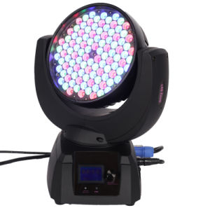 108x3w LED RGBW Zoom Wash Light