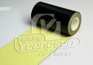 Teflon PTFE Coated Fiberglass Adhesive Tape(YS-F7018) pictures & photos