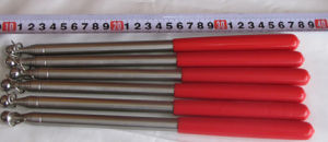 OEM Stainless Steel 304 Telescoping Tubing for Ture Guide Flag pictures & photos