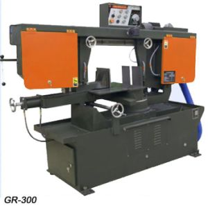 Automatic Horizontal Swivel Blade Metal Saw (GR-330) pictures & photos