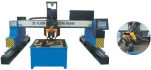 CNC Dry-Type Plasma Groove Cutting Machine pictures & photos