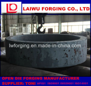 Flat Die Forging Forging Blanks with Favorable Price pictures & photos