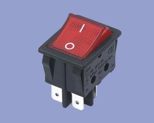 16A 250V Rocker Switch /Waterproof Rocker Switch pictures & photos