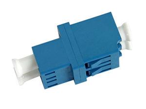LC/Upc Fiber Optic Adapter-Sm Duplex-Low Profile Type