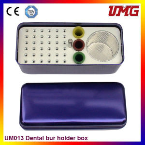 36 Holes Dental Drill Holder Stand Box Endo File Organizer pictures & photos