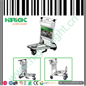 Airport Trolley with Hand Brake pictures & photos