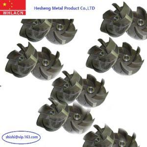Foundry Precision Investment Casting Pump Impreller pictures & photos