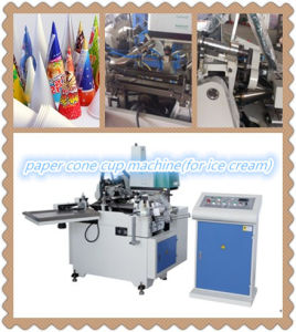 The Ice Cream Cone/Ice Cream Paper Cone/Ice Cream Cone Machine pictures & photos