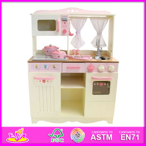 China 2014 kids toy wooden kitchen toy cookin set hot for Kids kitchen set sale