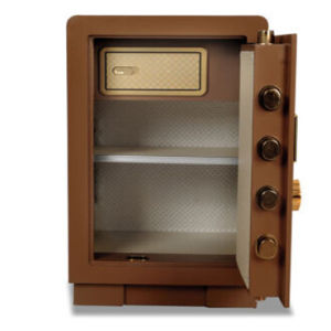 D80 Electronic Hotel Safe with LED Screen pictures & photos