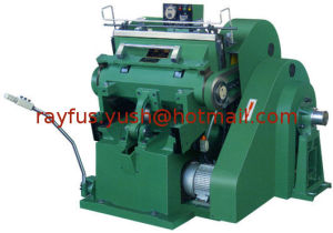 Platform Die-Cutting Machine for Corrugated Cardboard pictures & photos