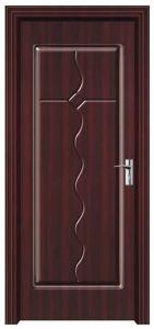 Fireproofing Door/Hotel Room Door/Bathroom Door (GLD-012) pictures & photos