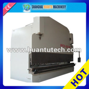Hydraulic Steel Sheet Folding Machine Press Brake Machine Iron Folding Machine pictures & photos