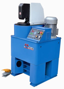 Side Open/Feeding Hose/Pipe Press/Crimping Machine for pictures & photos