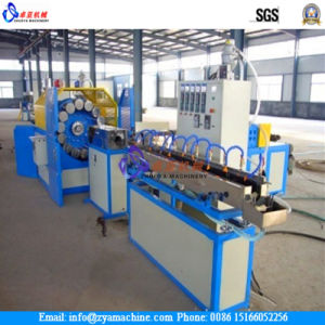 Soft PVC Fiber Braided Reinforced Hose Extruder Machine pictures & photos