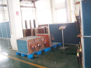 Hydrophlic Fin Copper Tube Refrigeration System Heat Exchanger pictures & photos