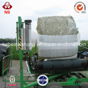 LLDPE Material Warp Plastic 5 Layers Agriculturale Silage Wrap Film pictures & photos