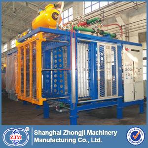 EPS Automatic Vacuum Shape Molding Machine pictures & photos