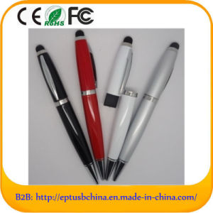 Touch Screen USB Pen with Custom Logo Printing or Laser Logo Freely (EP501) pictures & photos