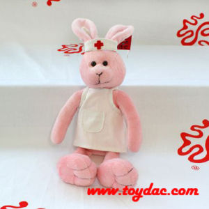 Plush T-Shirt Rabbit Doll pictures & photos