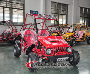 Cheap China Two Seater Go Karts for Sale pictures & photos