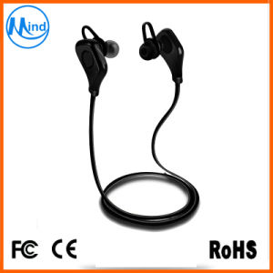 Latest Wireless Earphones Bluetooth with 4.1 Cheap and High Quality Noise-Cancellation Earphones pictures & photos