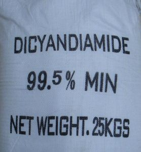Dicyandiamide CAS 461-58-5 Raw Material Fertilizer pictures & photos